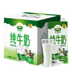 爱氏晨曦 全脂牛奶 1L*6盒