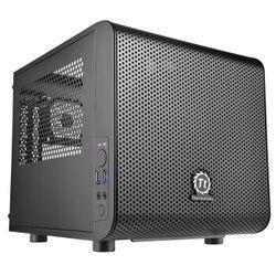 曜越 Core V1 黑色 ITX机箱