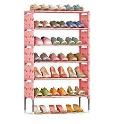 艾格调 时尚多层鞋架