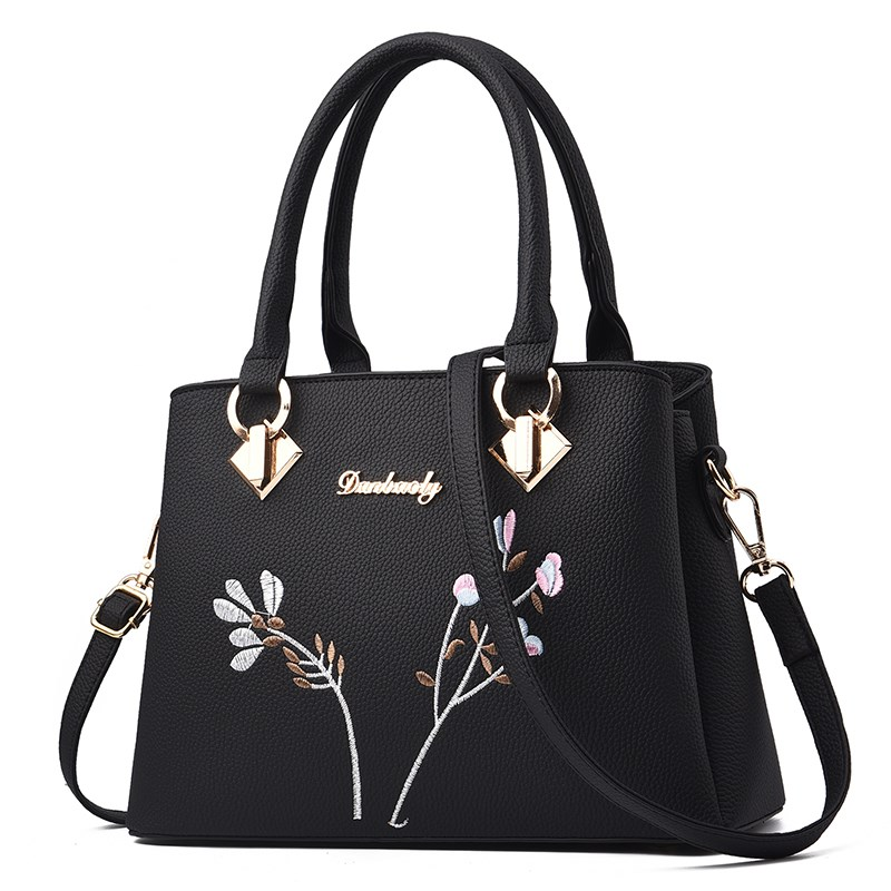 时尚百搭斜挎包手提包+钱包