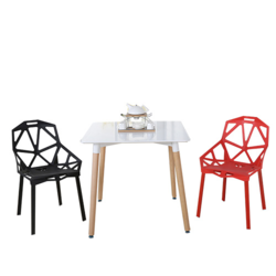 历史低价:天米 北欧简约桌椅组合
