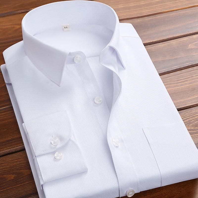 韩版修身休闲男士衬衫