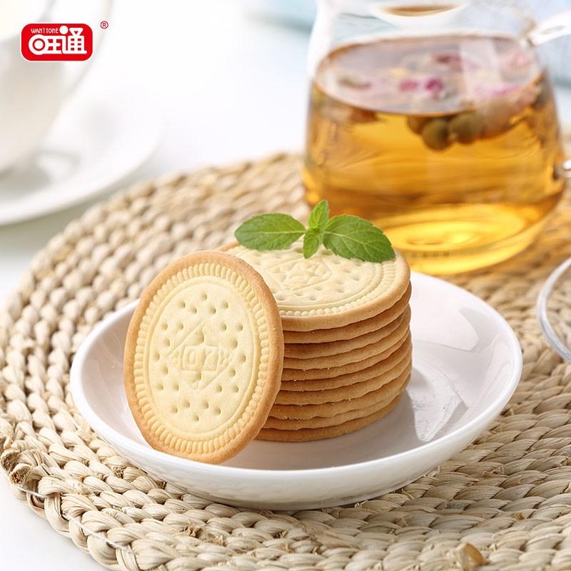 粗粮零食早餐饼干190g*3包