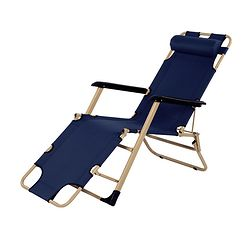 心家宜 舒适休闲折叠椅躺椅