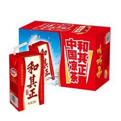 达利园 和其正 凉茶植物饮料 250ml*24盒 *2件
