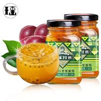 营养维C百香果酱柠檬蜜茶560g