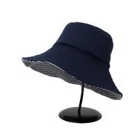 渔夫帽遮阳帽女夏