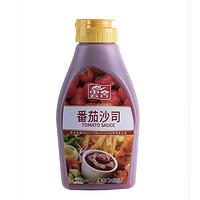 云舍番茄酱瓶装400g*3瓶
