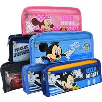 迪士尼 笔袋学生大容量文具盒